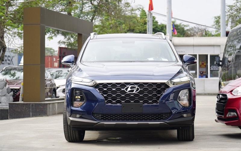 Hyundai Hải Phòng Santafe