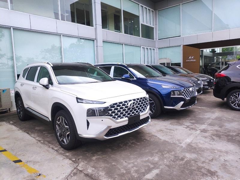 Hyundai Santafe Hai Phong